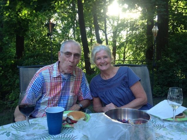 Bill and Theresa