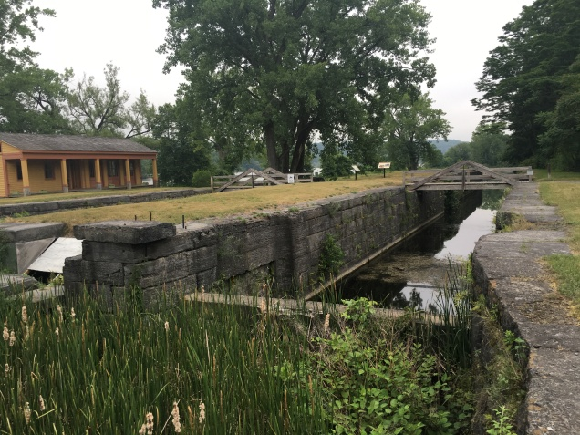 Old Erie Canal Lock