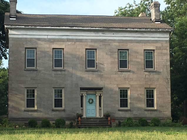 Stone House, Summit Road, Lockport, NY
