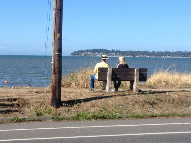 A place to pause in Birch Bay