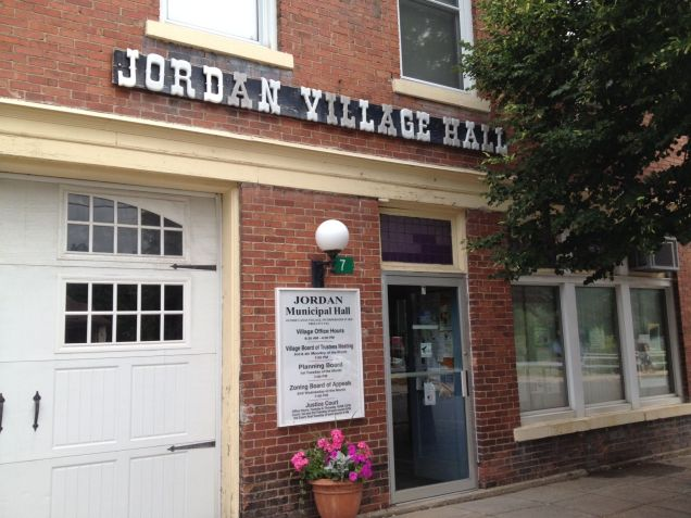 Jordan Village Hall