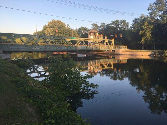 Adams Basin Lift Bridge